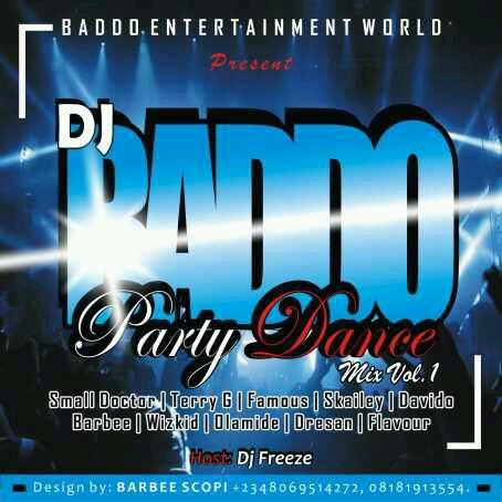 MIXTAPE | Dj Freeze Present Dj Baddo Party Dance Mix @djvjfreeze @djbaddo