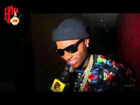 VIDEO | Wizkid [@WizkidAyo] Speaks On His R Kelly Album