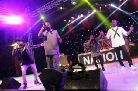VIDEO | Sarkodie's Performance With Wizkid, Fuse ODG, R2Bees At 2015 Rapperholic Concert