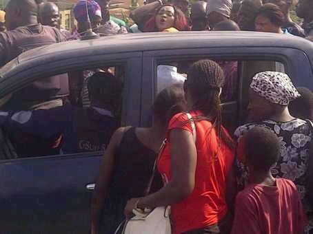 Police arrest Mercy Aigbe, brother in Osogbo