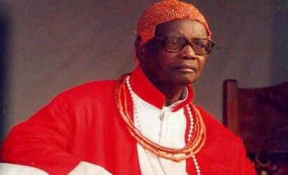 Breaking News: The Great Oba Of Benin Is Dead