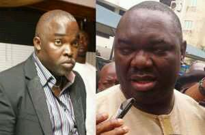 BREAKING: Police arrest Chris Giwa at NFF headquarters