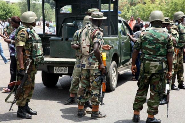 500 soldiers storm Ikorodu as militants resume killing