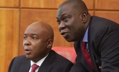 Senate Rules Forgery Charge: Court grants Saraki, Ekweremadu, others bail