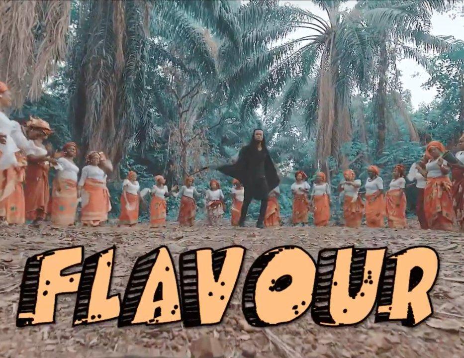 "VIDEO + AUDIO | Flavour – ""Mmege Mmege"" ft  Selebobo"