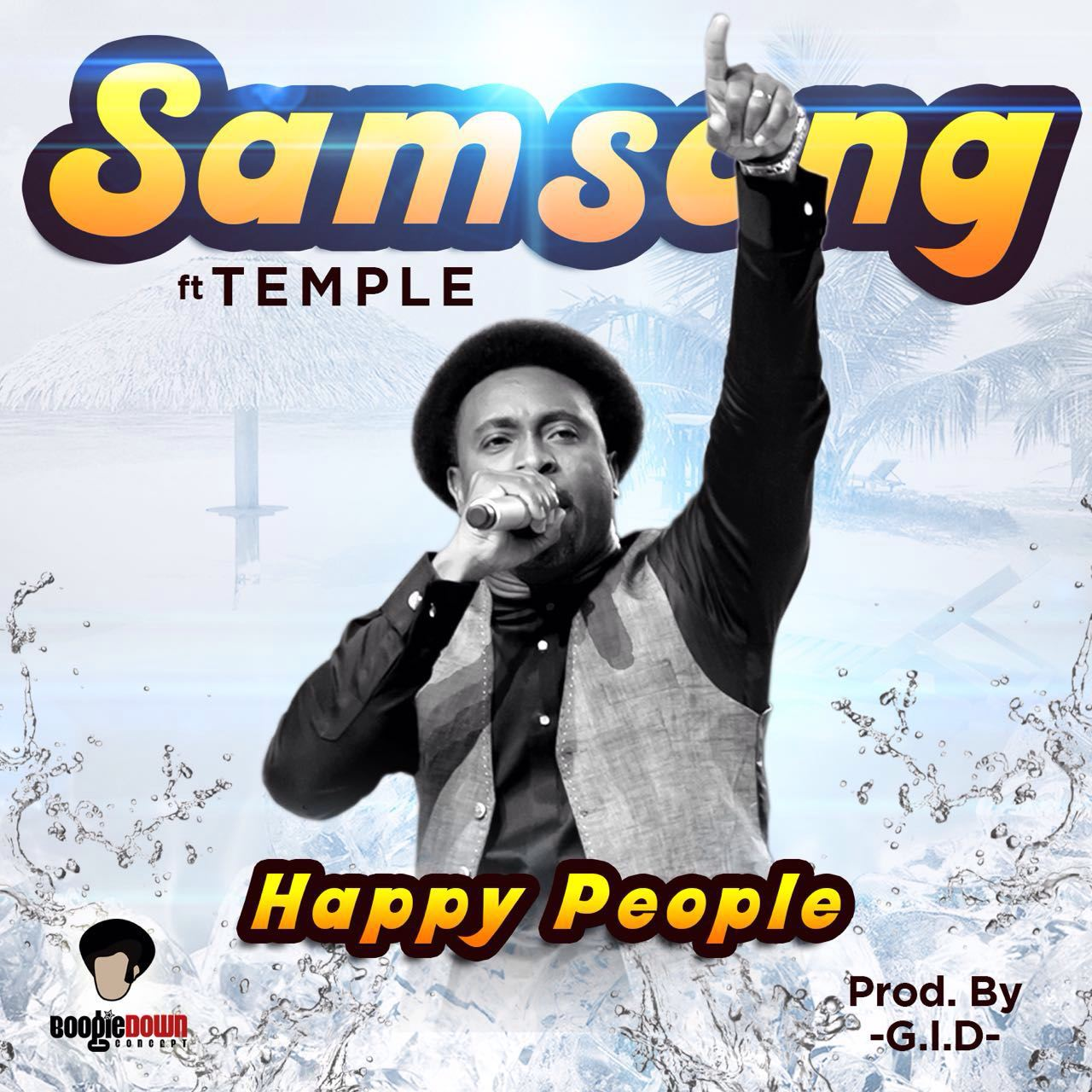 SamSong – Happy People ft. Temple