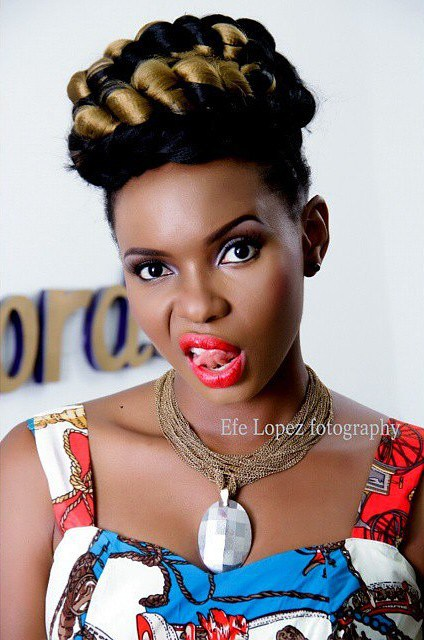 """I'm Smilling To The Bank, Be There Questioning My Lyrics"" – Yemi Alade Slams Critics"