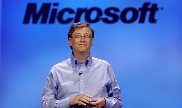 Putin Bans Bill Gates And Microsoft From Russia