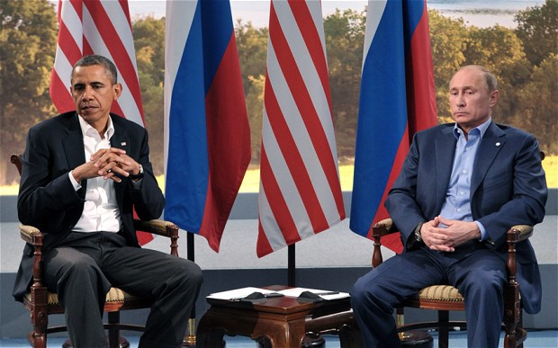 'Don't talk to us from a position of strength/force'- Russia warns U.S after U.S suspends talks with Russia