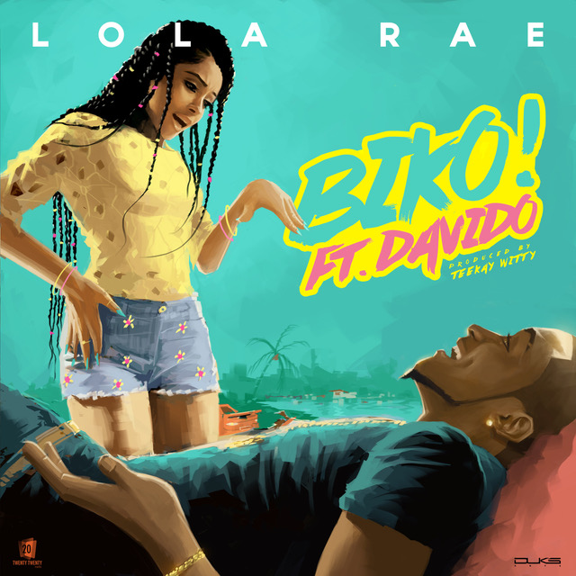 "VIDEO + AUDIO | Lola Rae ft. Davido – ""Biko"""