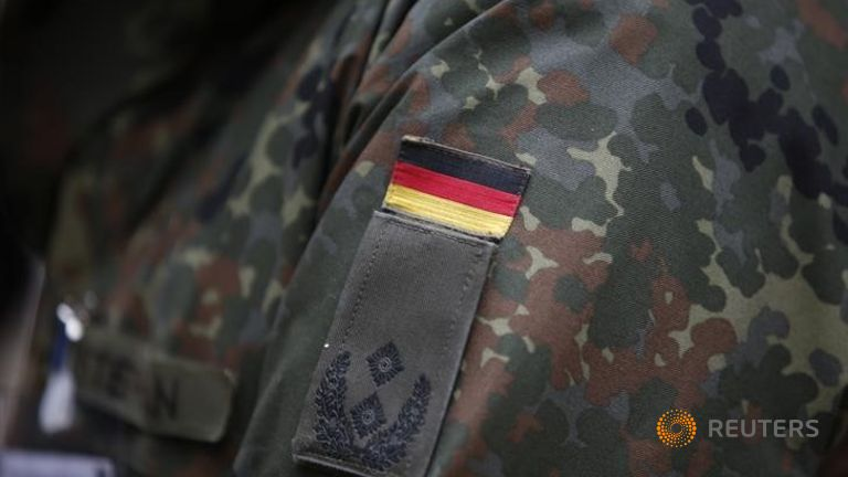 Germany investigates 60 possible Islamists in armed forces