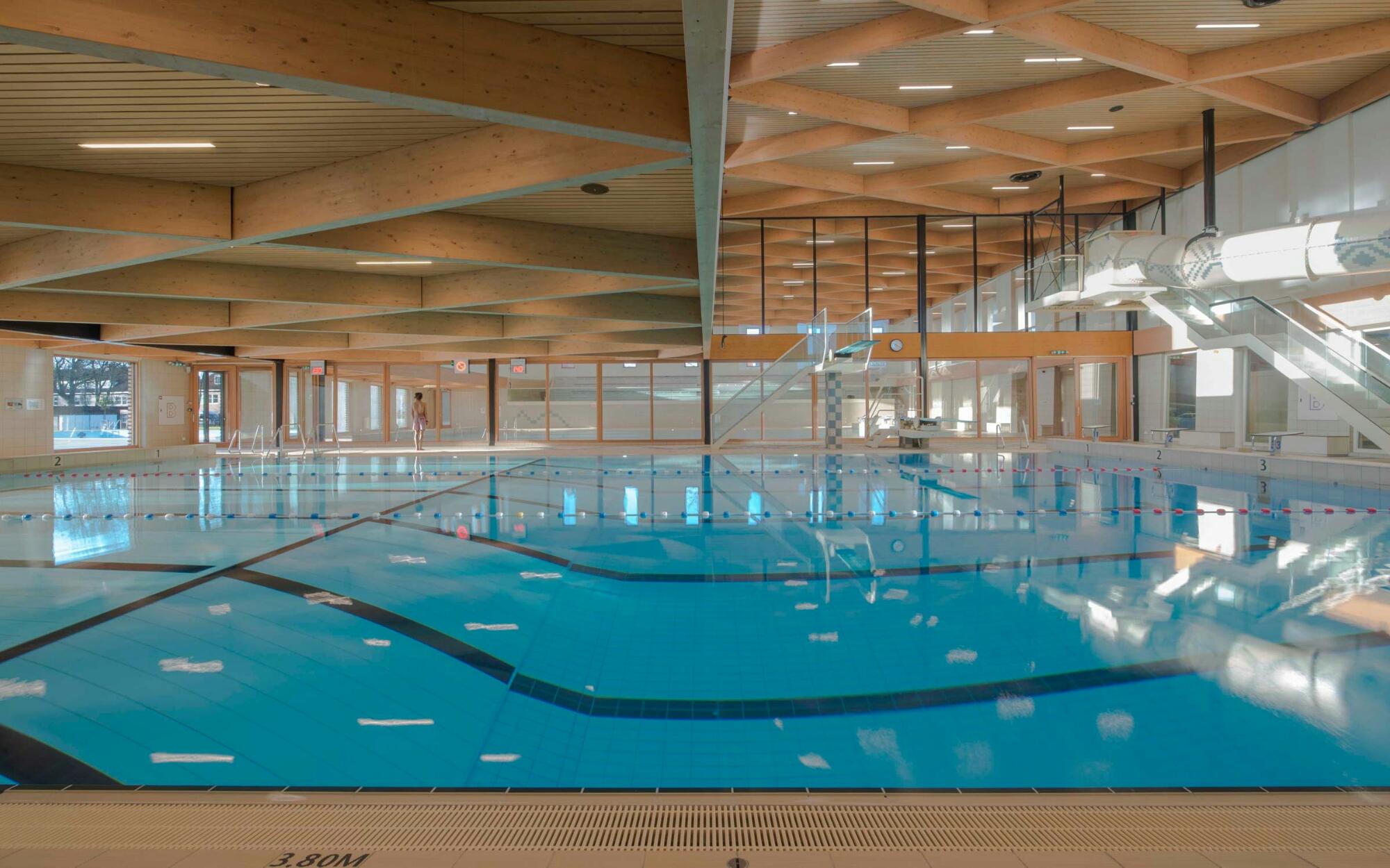 Amsterdam Swimming Pool Wins Most Beautiful Public Pool Competition Photos Illuminaija