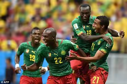 AFCON 2017: Cameroon players withdraw en-mass