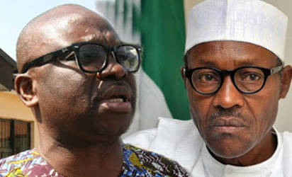 I know Buhari'll not perform; His change not working – Fayose