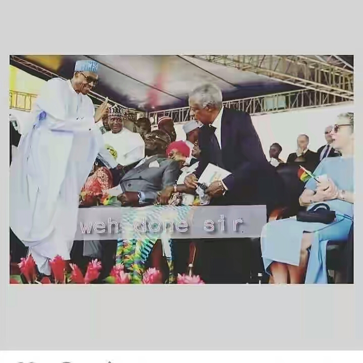 Falz Introduces a New Viral Challenge – #Wehdonesir Even President Buhari got in on The Action!(Photos+Video)