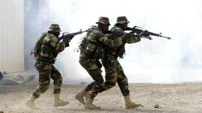 Whereabouts of Jammeh unknown as West African troops enter Gambia