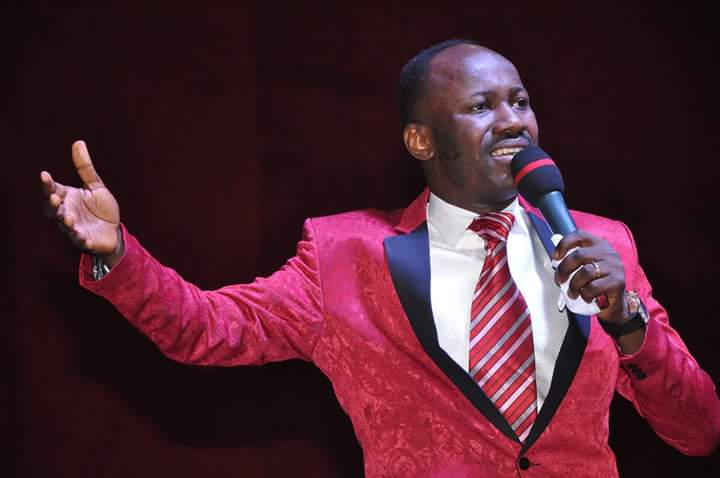 Apostle Suleman To Appear Before DSS With 30 Lawyers.