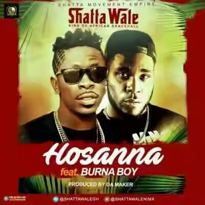 VIDEO + AUDIO   Shatta Wale ft. Burna Boy – Hossana