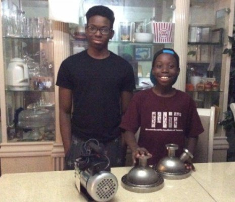 Nigerian teenager, builds first Nuclear Fusor