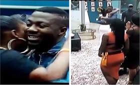 Watch emotional moment #Bally got evicted from Big Brother Naija house #BBNaija