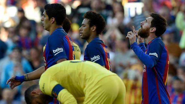 DOWNLOAD: Barcelona 4-1 Villarreal (2016/2017) La Liga Highlights