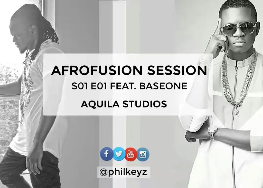 VIDEO | Philkeyz – Afrofusion Session S01E01 ft. BaseOne, Airboy & Que Peller