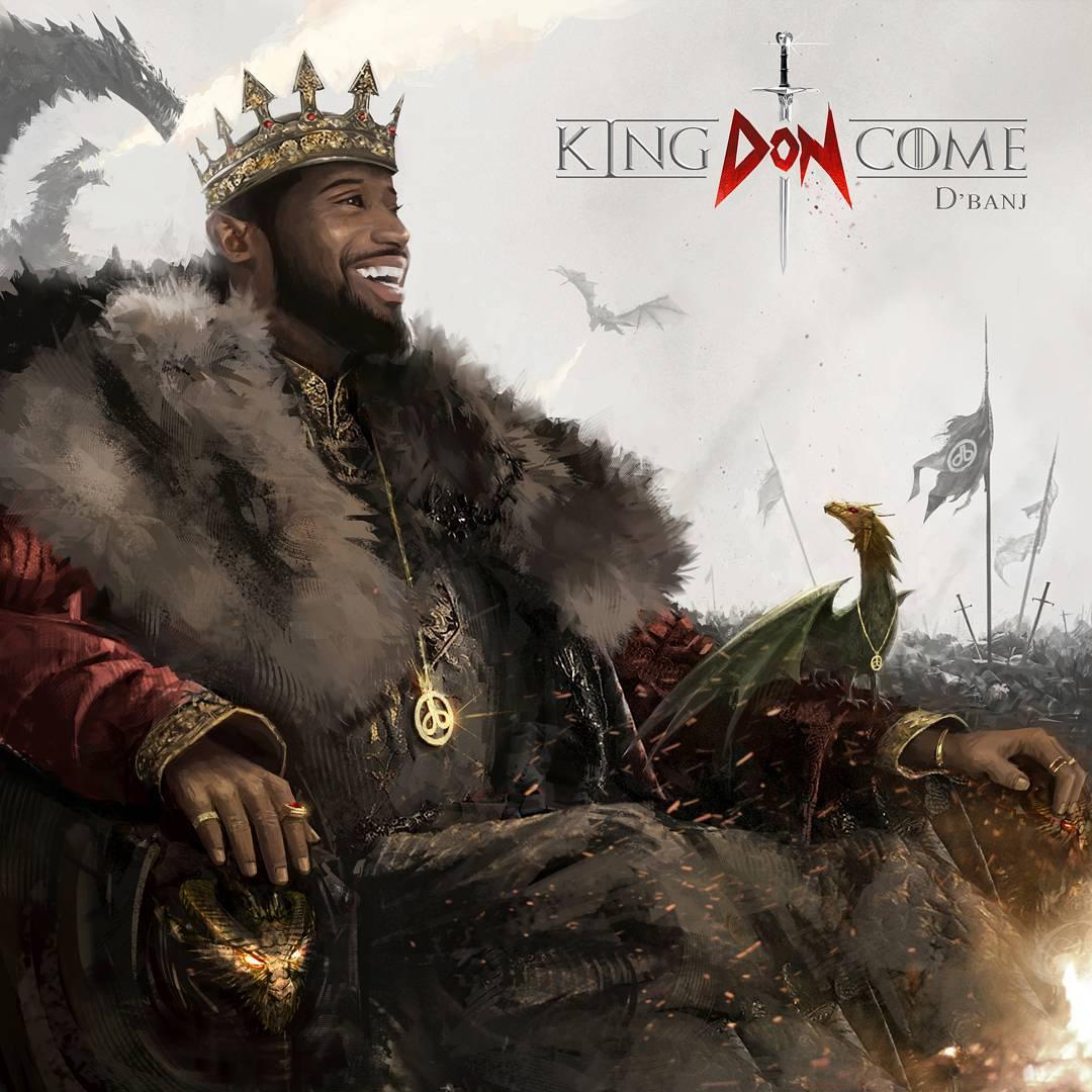 ALBUM ARTWORK + TRACKLIST : D'Banj – King Don Come