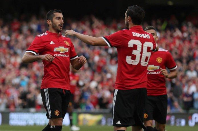 Video Highlights: Manchester United 2-1 Sampdoria