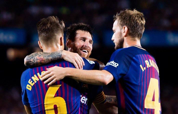DOWNLOAD: Barcelona 5-0 Chapecoense – Highlight & Goals