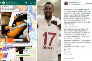 Comedian AY Replies Hushpuppi