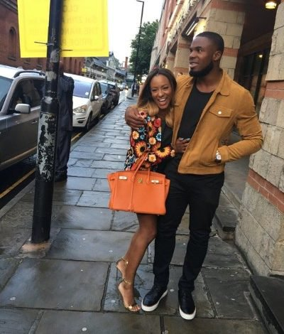 `D.J Cuppy' Otedola's daughter confirms split with Anichebe