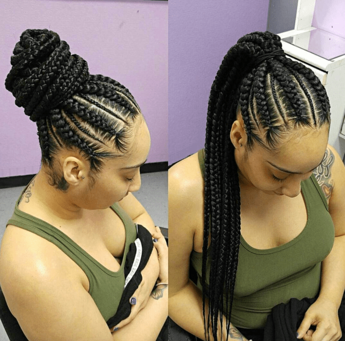 10 beautiful Braids style you should consider this month
