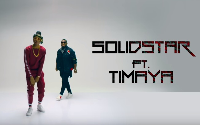 DOWNLOAD VIDEO & MP3: Solid Star Ft. Timaya – Silicon