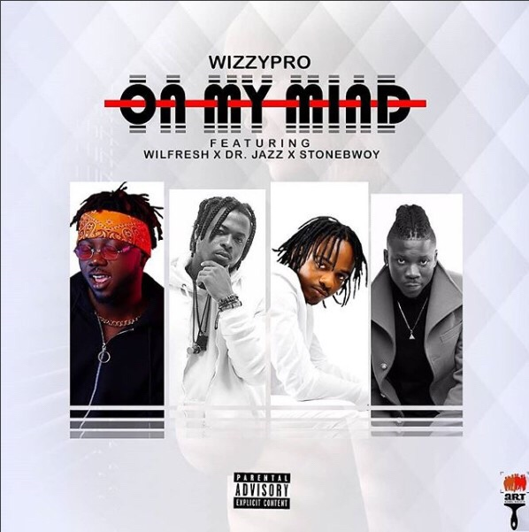 """WizzyPro Unveils Art Work & Track List For """"Lord Of The Sounds"""""""
