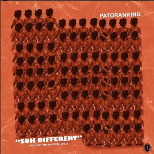 DOWNLOAD Patoranking – Suh Different MP3
