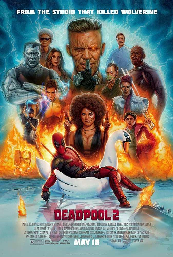 DOWNLOAD: Deadpool 2   English   ( 2018 ) TS Full Movie