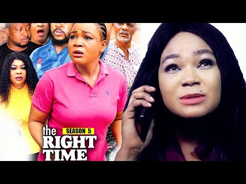 DOWNLOAD: The Right Time Season 5 – 2018 Latest Nigerian Nollywood Movie Full HD