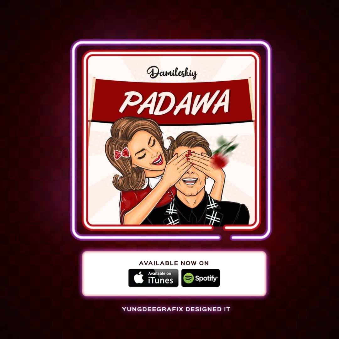 DOWNLOAD MP3: Damileskiy – Padawa