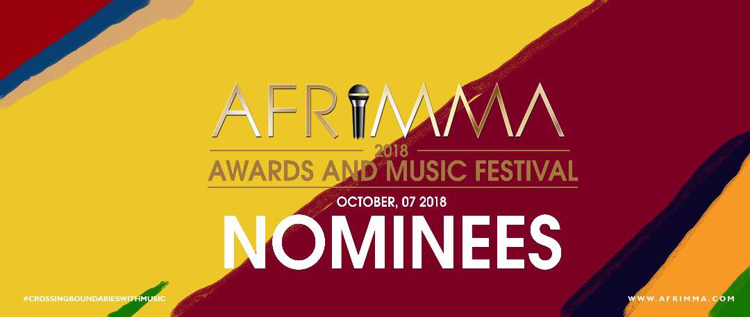 AFRIMMA 2018 Awards & Music Festival Nominees List