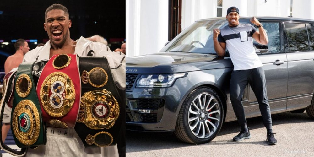 Anthony Joshua becomes Glo Ambassador, stars in brand new commercial (WATCH VIDEO)