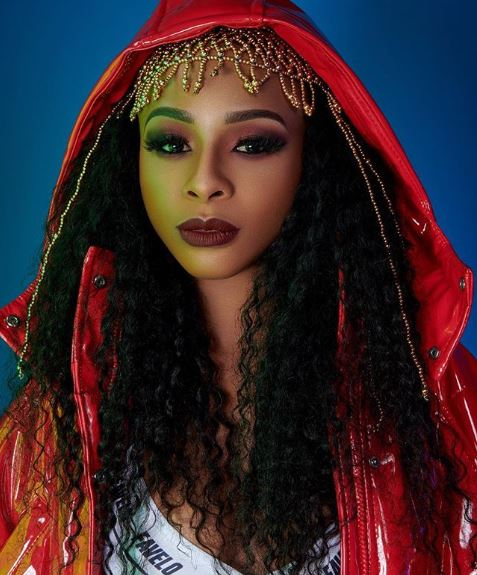 Boity shoots Wuz Dat video with Nasty C (PHOTO)