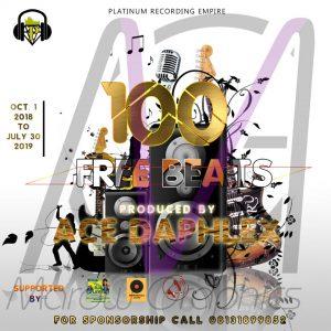FREE BEAT | Gentle Rhythm Afrobeat (Prod By Ace Daphlex)