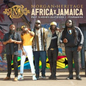 VIDEO   Morgan Heritage Ft. Diamond Platnumz & Stonebwoy – Africa Jamaica