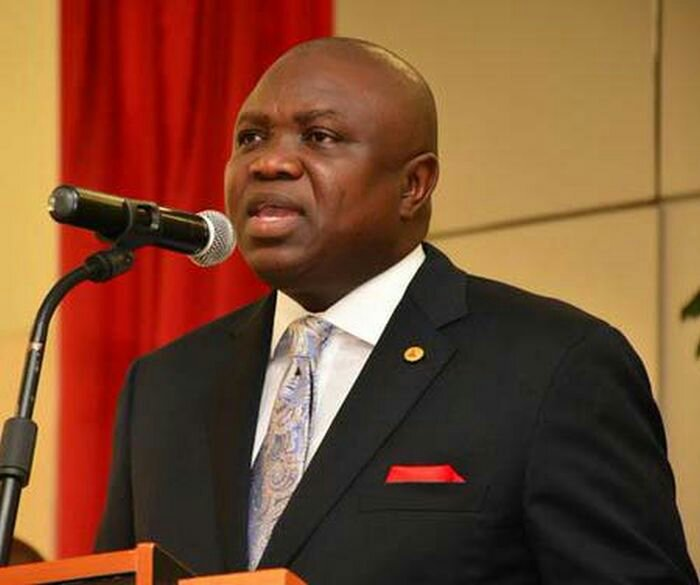 Breaking! Ambode To Step Down As Lagos Governor…