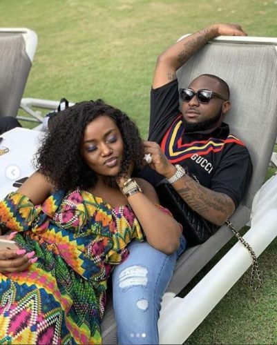 Davido & Chioma's Relationship In Trouble, As He Allegedly Impregnated Another Lady