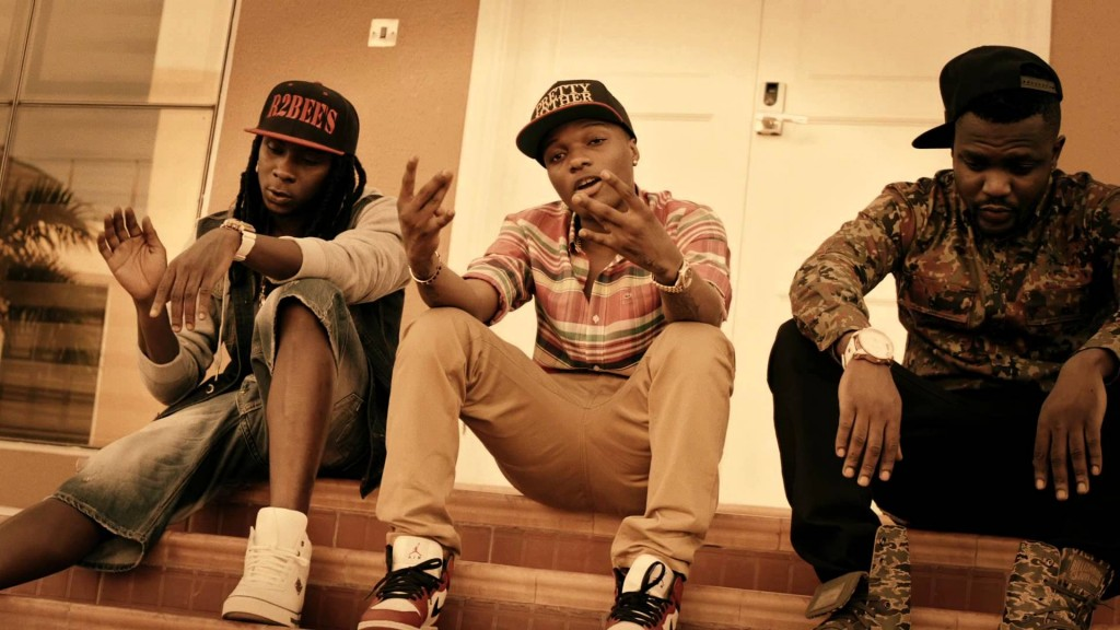 Wizkid & R2bees Announce New Single