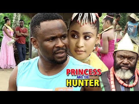 DOWNLOAD: The Princess And The Hunter Season 4 Latest Nigerian 2018 Nollywood Movie