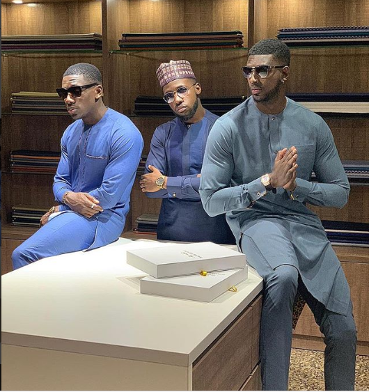 Check Out Popular And Handsome Kupe Boys In Native Wears (Photos)