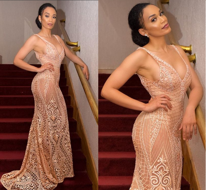 Pearl Thusi is all shades of gorgeous in new photos
