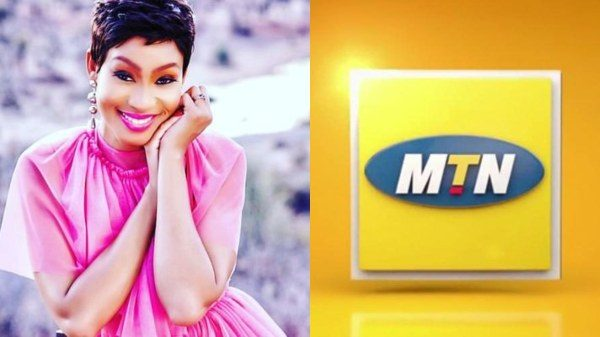 Beautiful  Kgomotso Christopher is behind MTN's customer care voice